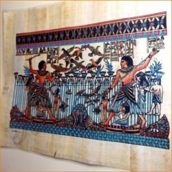 Papiro egipcio 40cmX35cm M20