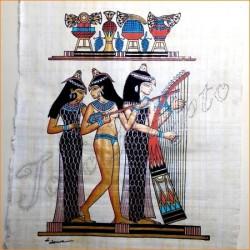Papiro egipcio 40cmX35cm M21