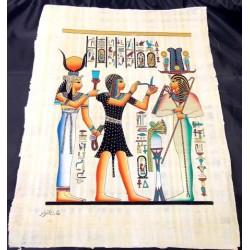 Papiro egipcio 40cmX35cm M29