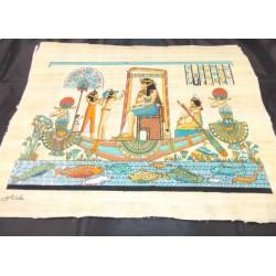 Papiro egipcio 40cmX35cm M31