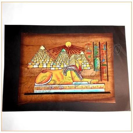 Papiro oscuro 7