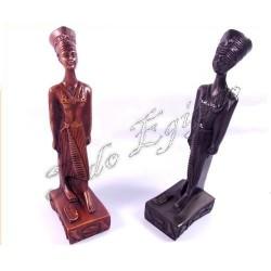 Figuras egipcias Nefertiti