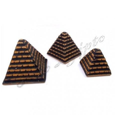 Piramides Cairo Marrón