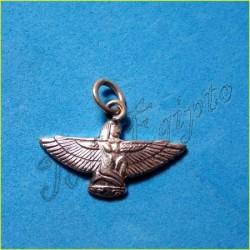 Plata Egipcia Colgante diosa Isis 2