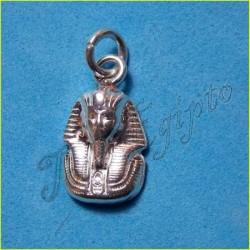 Plata Egipcia Colgante Tutankamón