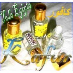Aceite perfume egipcio Kafur