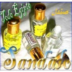 Aceite perfume egipcio Sandalo