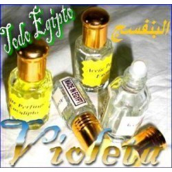 Aceite perfume egipcio Violeta