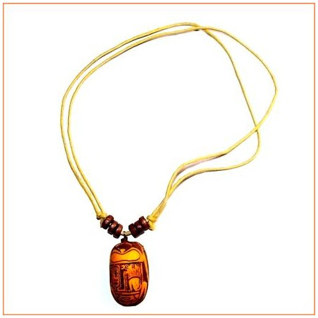 Collar escarabajo egipcio Nilo2
