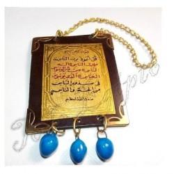Artesania arabe amuleto 5