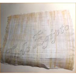 Papiro egipcio en  Blanco 60X40