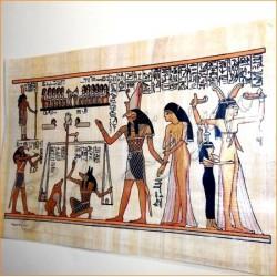Papiros egipcios 30cmX25cm M5