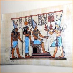Papiros egipcios 30cmX25cm M10