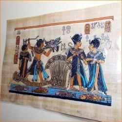 Papiros egipcios 30cmX25cm M11