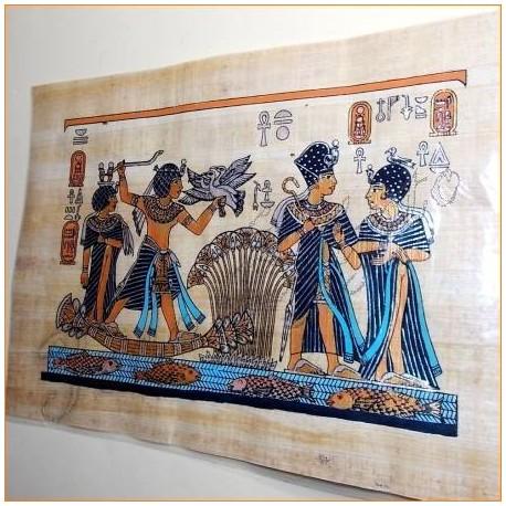 Papiro 30cmX25cm M10