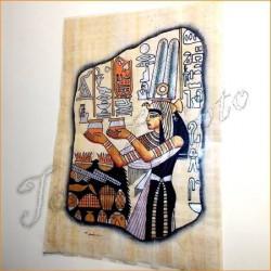 Papiros egipcios 30cmX25cm M13