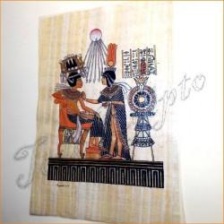Papiros egipcios 30cmX25cm M14