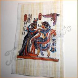 Papiros egipcios 30cmX25cm M15