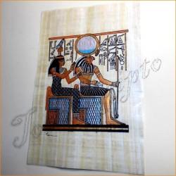 Papiros egipcios 30cmX25cm M16