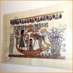 Papiros egipcios 30cmX25cm M17