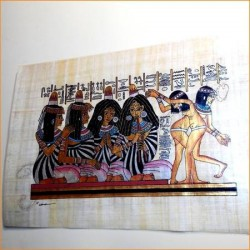 Papiros egipcios 30cmX25cm M19