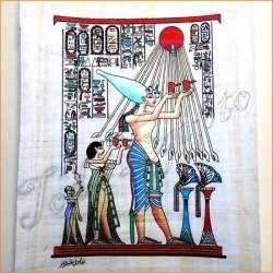 Papiros egipcios 30cmX25cm M23