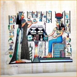 Papiros egipcios 30cmX25cm M25