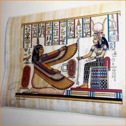 Papiros egipcios 30cmX25cm M27