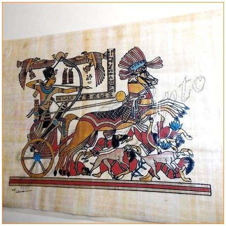 Papiro 30cmX25cm M27