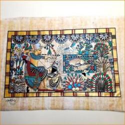 Papiros egipcios 30cmX25cm M29