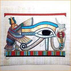 Papiros egipcios 30cmX25cm M31