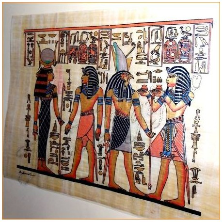 Papiro 40cmX35cm M6