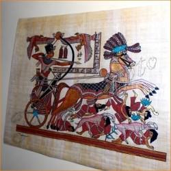 Papiro egipcio 40cmX35cm M9