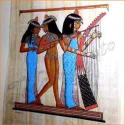 Papiro egipcio 40cmX35cm M11