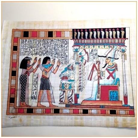 Papiro 40cmX35cm M18