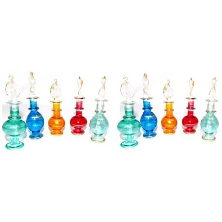 Perfumeros egipcios de cristal