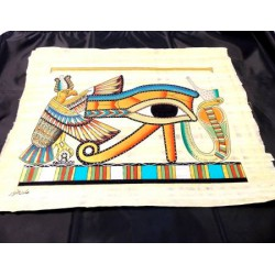 Papiro egipcio 40cmX35cm M25