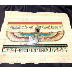 Papiro egipcio 40cmX35cm M32