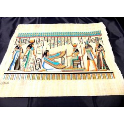 Papiro egipcio 40cmX35cm M33