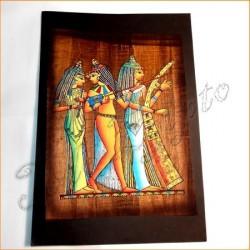 Papiro egipcio oscuro 6