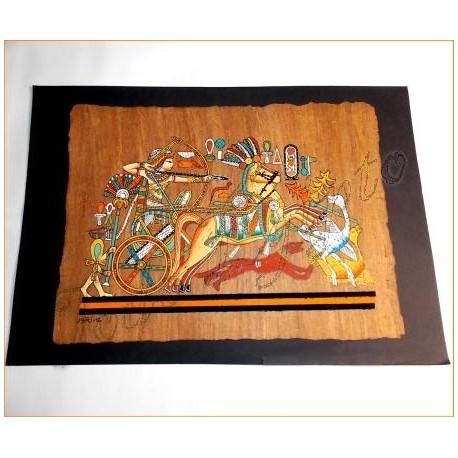 Papiro oscuro 8