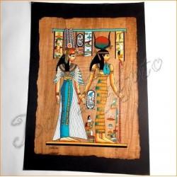 Papiro egipcio oscuro 11