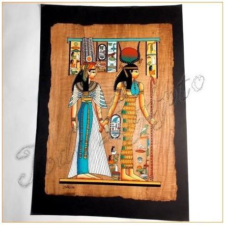 Papiro oscuro 10
