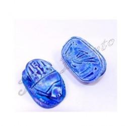 Escarabajos egipcios Azul M2