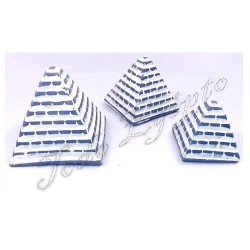 Piramides Cairo Azul