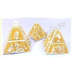 Pirámides Luxor Amarillo