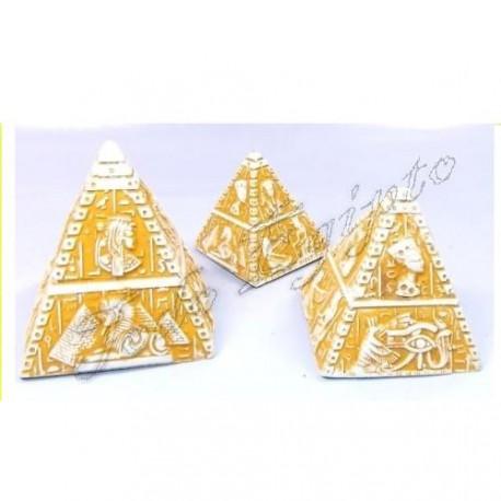 Piramides Luxor Rojo