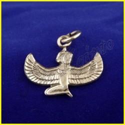 Plata Egipcia Colgante diosa Isis 1