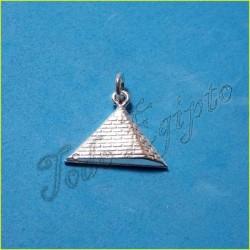 Plata Egipcia Colgante pirámides egipcias