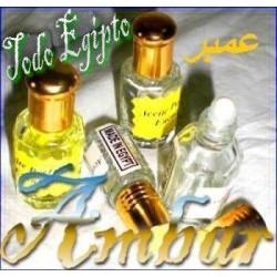 Aceite perfume egipcio Ámbar